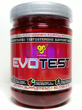 BSN EVOTEST Testosterone Support 90 Tablets Magnesium Oxide Aromavex Gear Up NEW