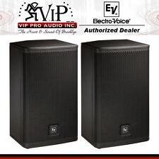 "Electro Voice EV ELX112 12"" Two-Way Full-Fange / Stage Monitoring Speaker (PAIR)"