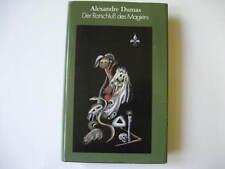DER RATSCHLUß DES MAGIERS -  Historischer Roman von Alexander Dumas -