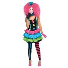 Costumi e travestimenti rose senza marca in poliestere per carnevale e teatro per bambine e ragazze