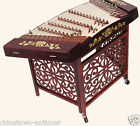 Professional  Beginner Red Aged Rosewood Red straw App402 Dulcime YangQin 4016