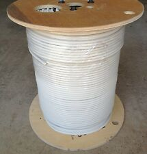RG6 Cable Plenum - Commscope - 2281 Trishield Video Coaxial Cable