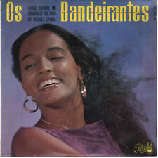disquJosé Toledo, Jean Manzon, Ellen De Lima – Os Bandeirantes-Pathé – ST 1137
