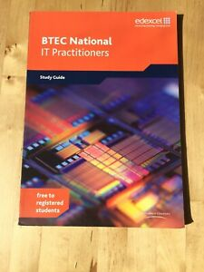 BTEC National IT Practitionersstudy Guide Paperback