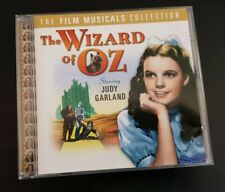 CD ALBUM - THE WIZARD OF OZ - THE FILM MUSICALS COLLECTION