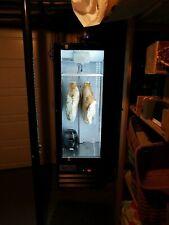 Avantco beverage refrigerator (or meat curing cabinet) w/Led interior lighting