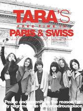 T-ARA [TARA'S FREE TIME IN PARIS&SWISS] Special Album CD+Photobook K-POP SEALED