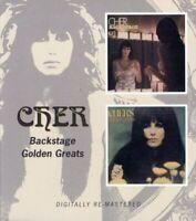 Cher - Backstage / Golden Greats (2009)  CD  NEW/SEALED  SPEEDYPOST