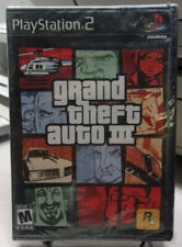 New listing Grand Theft Auto Iii (Sony PlayStation 2, Ps2) New Sealed!