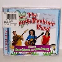 Factory Sealed (shrink wrapped) We Are...The Laurie Berkner Band DVD