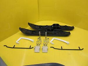 NEW YAMAHA 88-90 SNOSCOOT SV 80 90-91 SNOSPORT SV 125 PLASTIC SKI UPGRADE KIT