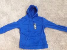 Youth Royal Blue Hoodie New XXL