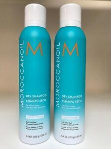 Moroccanoil Dry Shampoo Light Tones 5.4 oz - 2 PACK