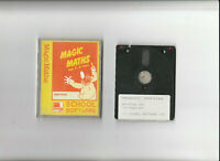 MAGIC MATHS Programme On 3 Inch Disc For The AMSTRAD CPC Computers