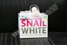 50ML SNAIL WHITE **Genuine** WHITENING ANTI AGING REGENERATE RECOVERY REPAIRING