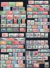 China 1951-56 collection of 138 stamps CTO used good quality