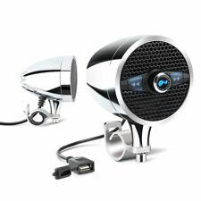 LX-S3 Waterproof Motorcycle Audio Systems & FM Radio Bluetooth Speaker Handlebar