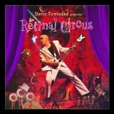 DEVIN PROJECT TOWNSEND - THE RETINAL CIRCUS 2 CD NEU