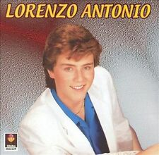 Lorenzo Antonio CD New Nuevo Sealed