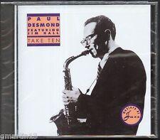 Paul Desmond & Jim Hall - Take Ten - RCA NEW CD