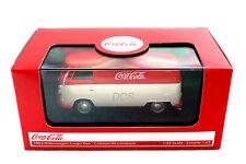 Motor City Classics 1962 Volkswagen Panel Van Bus 1/43 Coke Coca Cola 439827