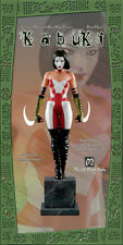 KABUKI statue~CS Moore~Clayburn~David Mack~Dawn~Cry for~NIB