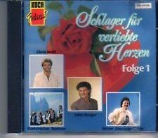 (CY104) Schlager fur verliebte Herzen, Folge 1 - 1989 CD