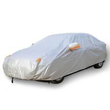 Waterproof Car Cover Aluminium Film Protection Anti Scratch UV Rain Dust Scooter