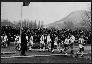 Großes Original Foto SC Motor Jena gegen SC Leixoes Porto 1961/62 RARE Mega