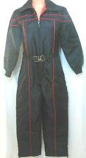 Yamaha Maxim Wear Ski/Snowboard S Black Red Women Insulated Front & Leg Zip VGUC