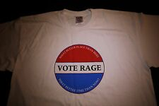 Prophets of Rage Shirt from Whisky a Go Go Show in Hollywood B-Real RATM Large