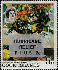 Scott # B3 - 1968 -  ' Hurricane Relief ', # 223 surch