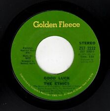 PHILLY SOUL-ETHICS-GOLDEN FLEECE 3252-GOOD LUCK/WHO IN THE WORLD