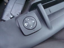 RENAULT  SCENIC DASH DISPLAY SWITCH FROM 2011