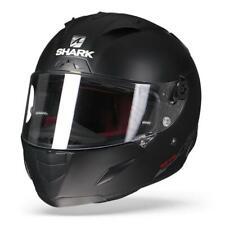 Shark Race-R Pro Matte Black KMA Full Face Motorcycle Helmet - Free Shipping