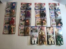 MULTIPLESETS 70 Total 18 RARE RONALD MCDONALD HOUSE TY BEANIE BABY INTERNATIONAL