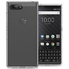 For Blackberry KEY2 Case Hard Back Bumper Slim Shockproof Phone Cover