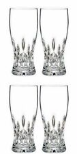 Waterford Lismore Pint Glass Pair Two Pairs (4) Glasses #40018812 Brand New