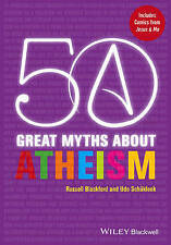 """50 Great Myths About Atheism"" Russell Blackford, Udo Schuklenk (PB, 2013)"