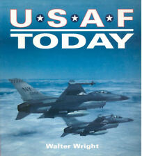 MOTORBOOKS USAF TODAY F-4E T-37 TWEET A-7D HH-3 JOLLY FB-111 TR-1 RC-135V EC-130