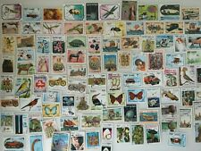 100 Different Kampuchea Stamp Collection