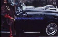 DEMIS ROUSSOS 70s DIAPOSITIVE DE PRESSE ORIGINAL VINTAGE SLIDE #32 ROLL ROYCE