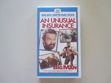 BUD SPENCER  - AN UNUSUAL INSURANCE - VHS