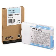 Epson EPST605500 T605500 (60) Ink- Light Cyan