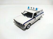 FSO 125P Sanitarka Ambulance - 1:43 MODEL CAR USSR DIECAST IST P220