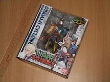 ** Bandai SH Figuarts(SHF) Tiger & And Bunny Origami Cyclone Figure Box C8.5