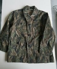 Boys JR. G.I. BDU SHIRT JACKET By ROTHCO  Camo Camouflage Army HUNTING Size 10 A