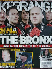 KERRANG 1275 - THE BRONX - MY CHEMICAL ROMANCE - ALICE IN CHAINS