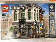LEGO Creator Expert Brick Bank 10251 Modular Retired Sealed & NEW