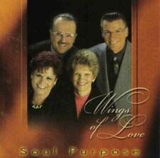 Wings of Love ~ Soul Purpose ~ Christian ~ Gospel ~ CD ~ Good